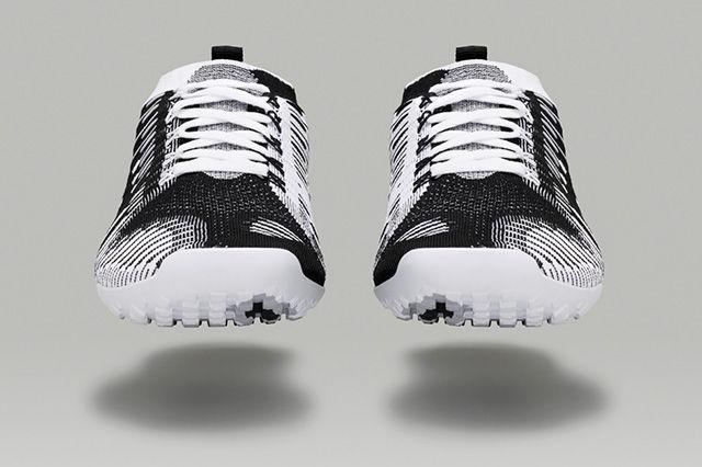 Nike Free Hyperfeel Zebra 2