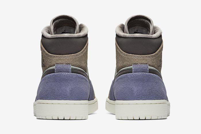 Air Jordan 1 Mid Suede 15