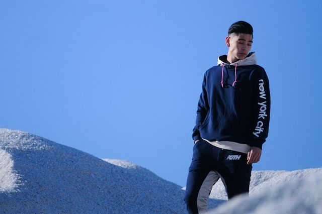 Kith X New Balance Apparel Collection 9