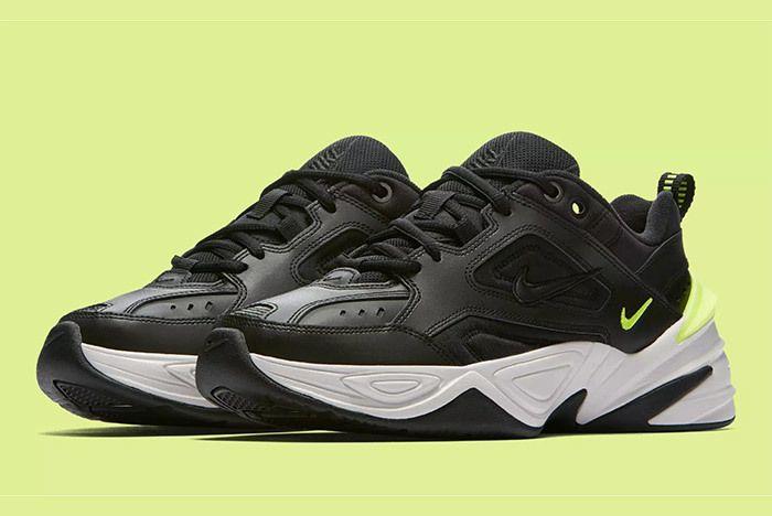 Nike Monarch M2 K Tekno Black 6
