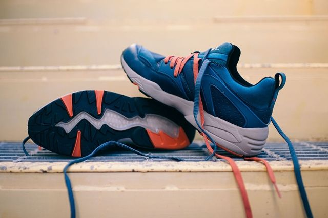 Puma Blaze Of Glory Leather Legion Blue