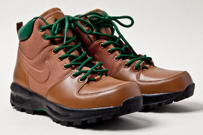 Nike Acg Manoa Boot Sherwood Forest Pair 1