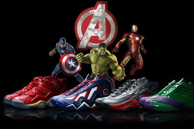 Adidas Avengers Pack 1