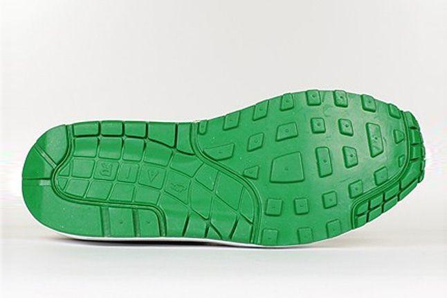 Nike Wardour Max1 Britishtan Khaki Sole Detail 1