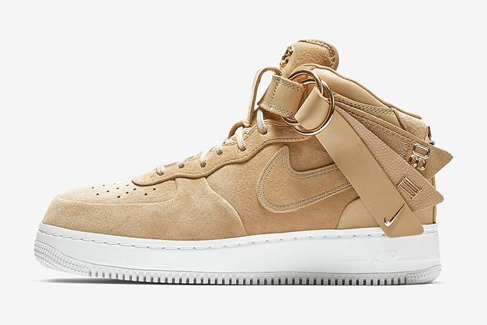 Victor Cruz Nike Air Force 1 Mid Snkrs Release 4