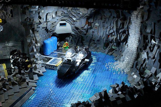Lego Batcave 7 1