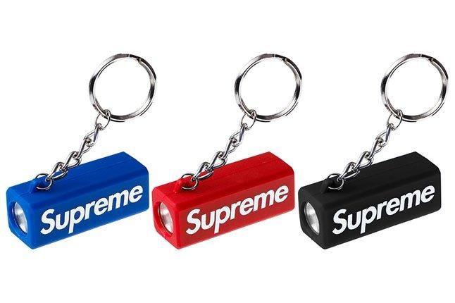 Supreme Flashlight Keychain 1
