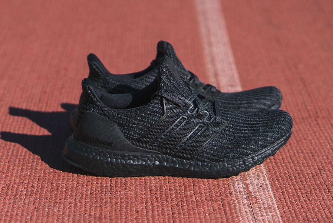 Adidas Ultraboost Bb6171 Black 38 09