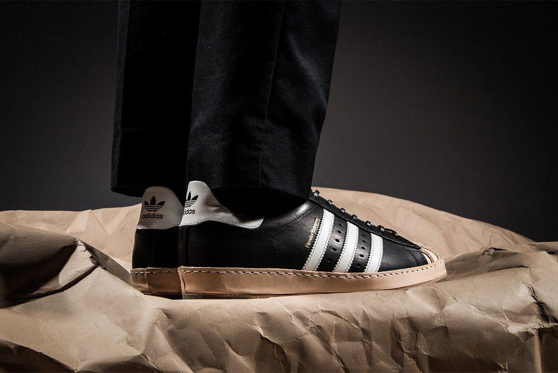 Hender Scheme Adidas On Foot Superstar 2