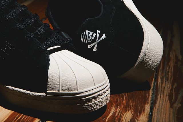 Adidas Originals X Neighborhood Fw14 Shelltoes 4