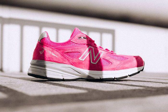 New Balance 990 V4 Komen Pink 4