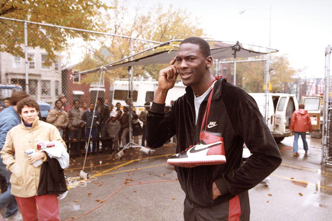 Michael Jordan Air Jordan 1