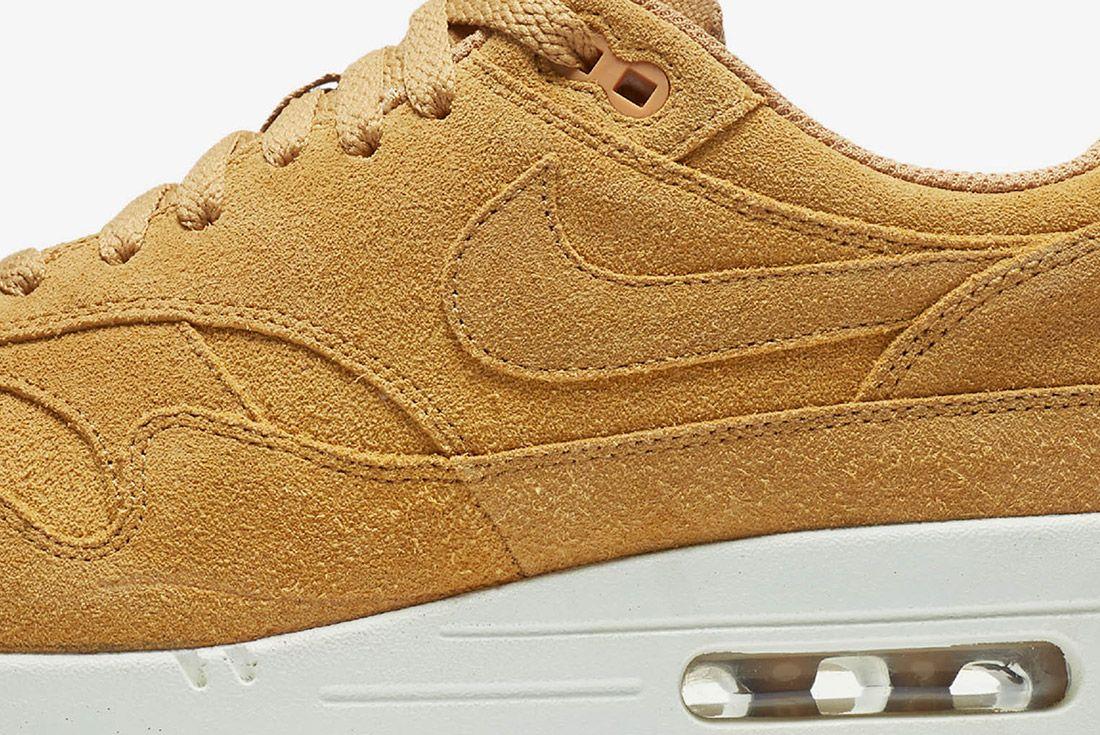 Nike Air Max 1 Premium Flax 8