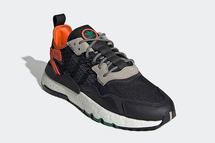 Adidas Nite Jogger Cordura Ee5549 Front Angle