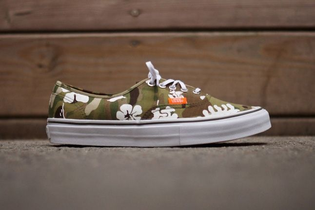 Vans Authentic Lx Aloha Cambray Pack 6