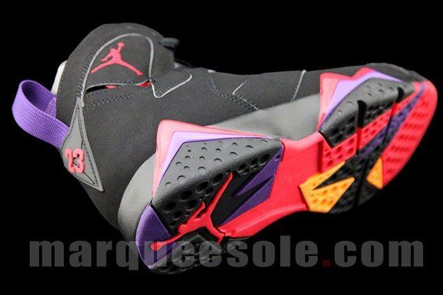 Air Jordan 7 Raptors 5 1