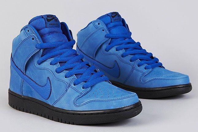 Nike Sb Dunk Blue 1