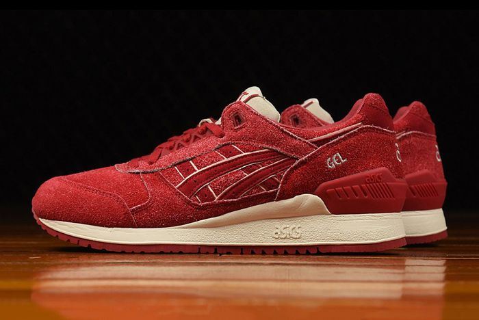 Asics Gel Respector 4 Th Of July Pack Red