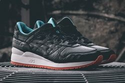 Asics Gel Lyte Iii Miami Vice Black Thumb