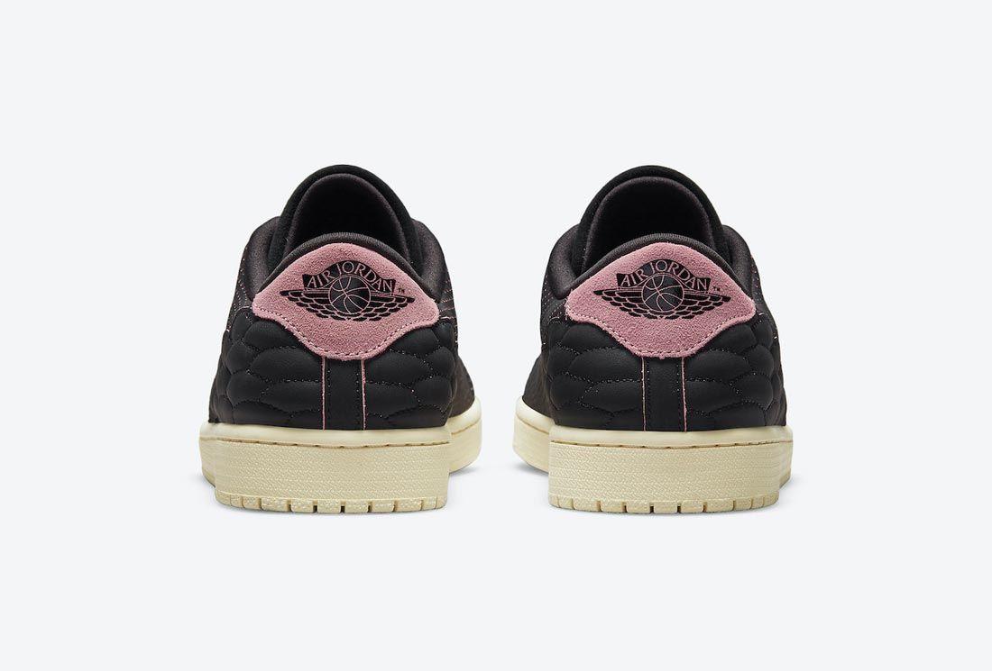 Jordan Centre Court Black/Pink