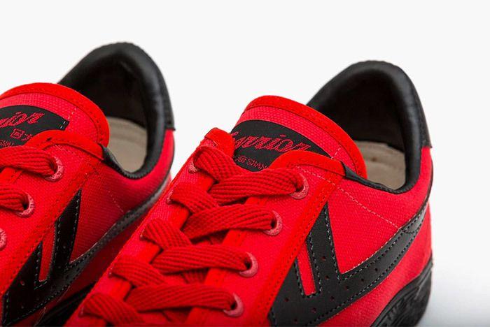 Wos33 Warrior Sneaker 3