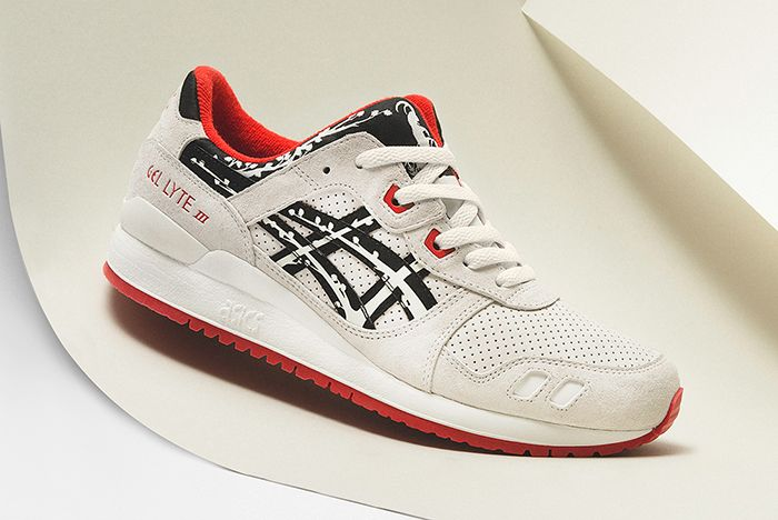 Titolo Are Auctioning Off An Ultra Rare Albino Papercut Gel Lyte Iiifeature