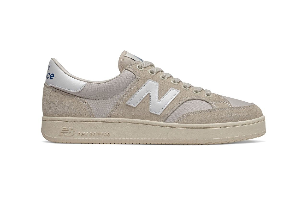 New Balance Pro Court Cup Grey