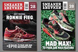 Sneaker Freaker Issue 28 Thumb