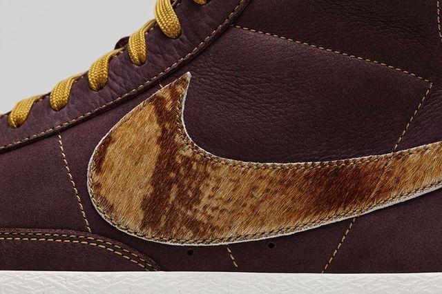 Nike Blazer Mid Safari Collection Bumper 11