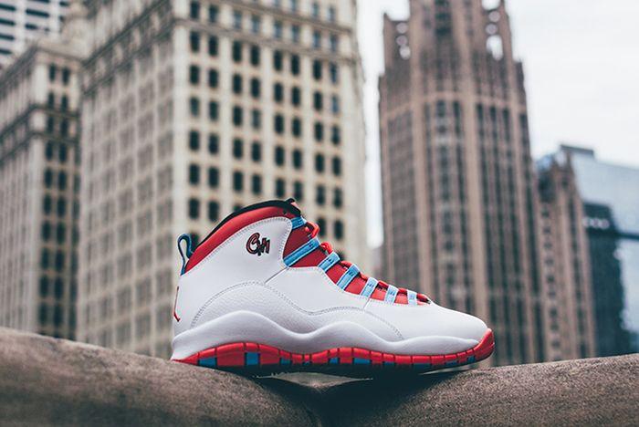 Air Jordan 10 Chi City7