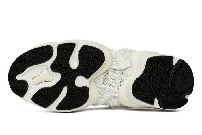 Adidas Y 3 Ren White F99798 Sole Shot