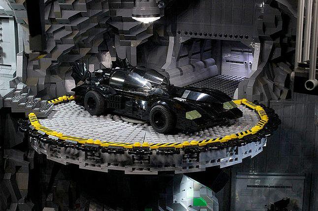 Lego Batcave 9 1