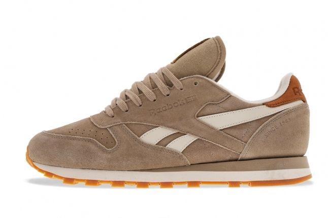 Reebok Classic Leather Grey 1