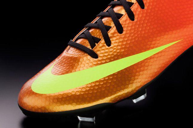 Nike Mercurial Ix Sunset Toe Detail 1