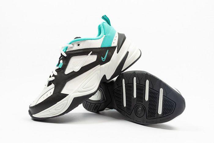 The Nike M2K Tekno Arrives In Hyper Jade Stack