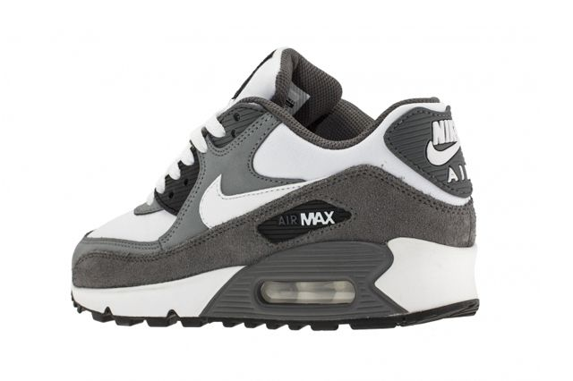 Nike Air Max 90 Cool Grey Dark Grey 1