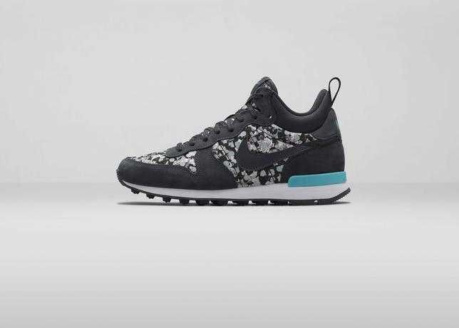 Nike X Liberty Internationalist Mid Rrp 140