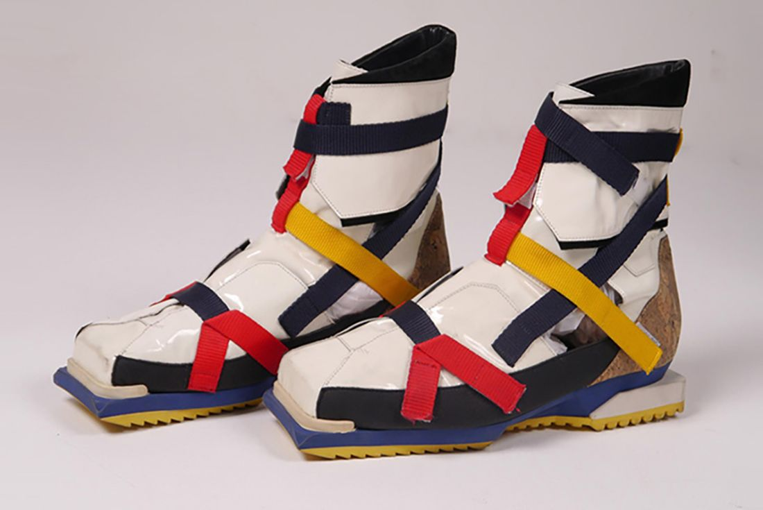 1 Raf Simons De Stijl Hiking Boot 0