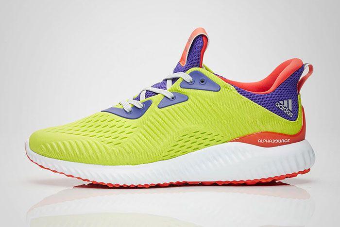 Kolor Adidas Alphabounce Thumb