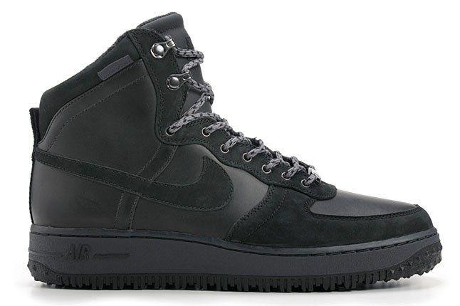 Nike Air Force 1 Deconstruct Black 1