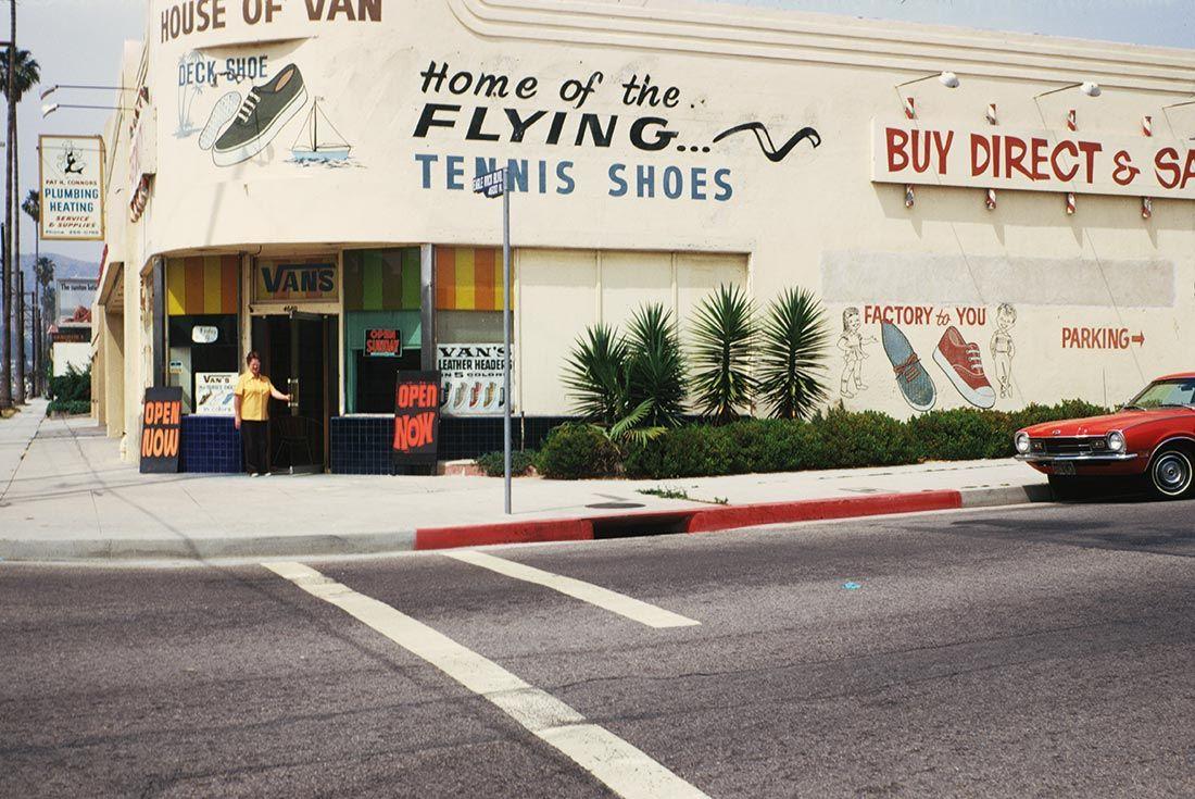 Vans History House Of Vans