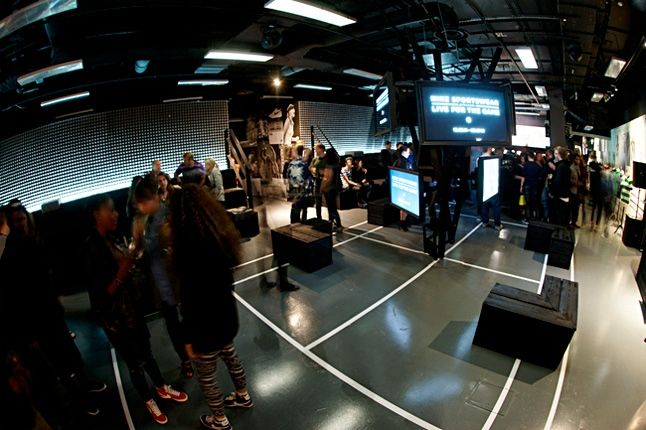 Nike Sportswear Live For The Game Launch At Ultralounge Selfridges 1 1