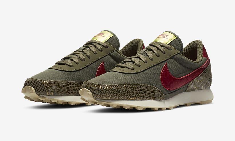 Nike Daybreak Snakeskin Angled