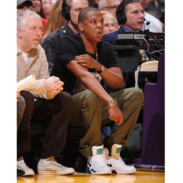 Jay Z Sneaker Style 17