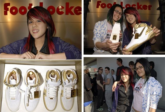 Foot Locker Chapel St Launch Pics 19