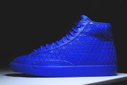 Nike Blazer Mid Metric Royal Blue Bumper Thumb