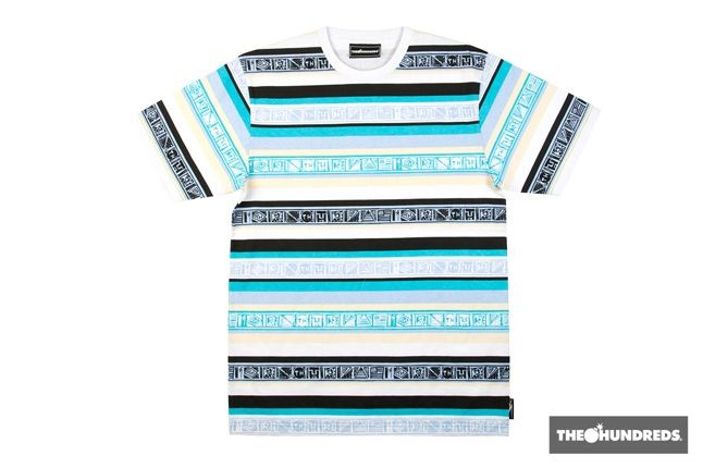 The Hundreds Aztec Pattern Shirt 1