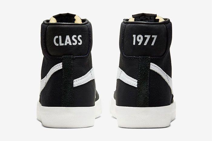 Slam Jam Nike Blazer Mid Class 1977 Heel