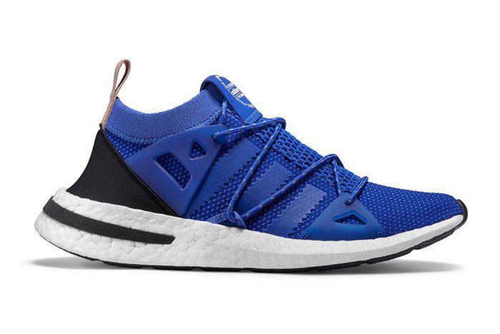 Adidas Arkyn Hi Res Blue 2
