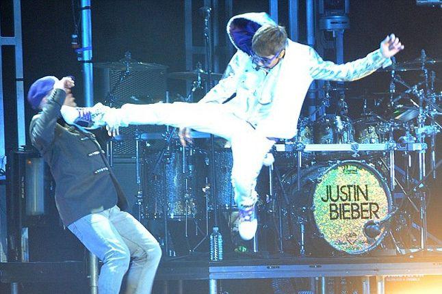 Shoe Surgeon Justin Bieber 1 1